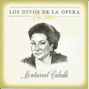 Los Divos de la Opera, En Vivo