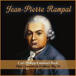 Carl Philipp Emanuel Bach:  Flute Concerto In D Minor, Wq. 83