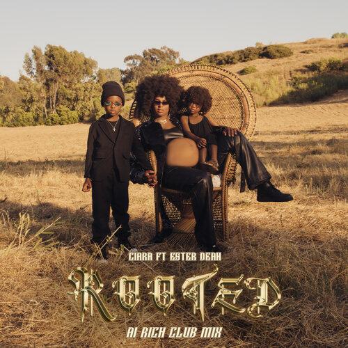 Rooted (feat. Ester Dean) - Al Rich Club Mix