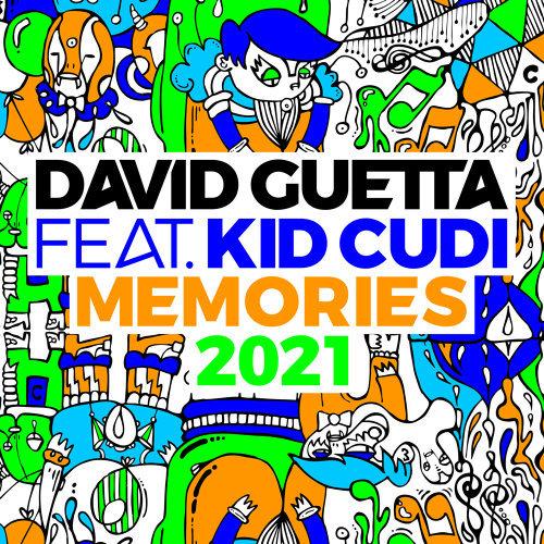 Memories (feat. Kid Cudi) - 2021 Remix
