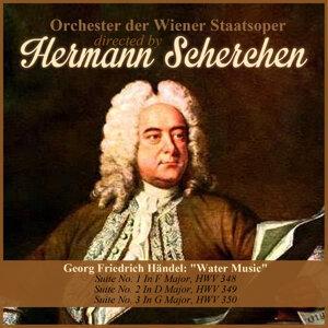 """Georg Friedrich Händel: """"Water Music"""" Suite No. 1 In F Major, HWV 348 - Suite No. 2 In D Major, HWV 349 - Suite No. 3 In G Major, HWV 350"""