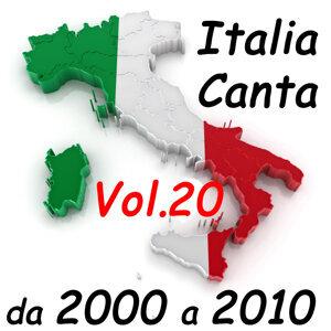 Italia canta Vol. 20 da 2000 a 2010