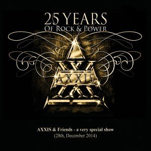 25 Years of Rock and Power, Pt. 1 - Live