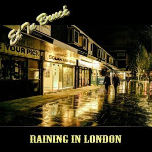 Raining in London