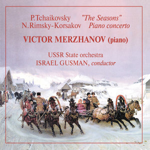 Victor Merzhanov Plays Tchaikovsky & Rimsky-Korsakov