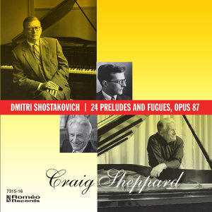 Dmitri Shostakovich   24 Preludes and Fugues, Opus 87