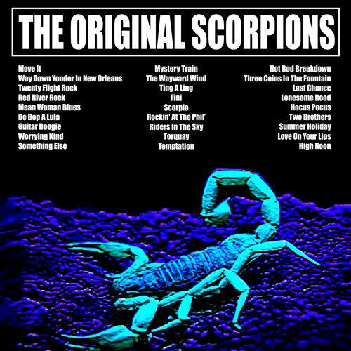 The Scorpions - The Original Scorpions - KKBOX