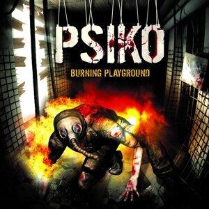 Burning Playground