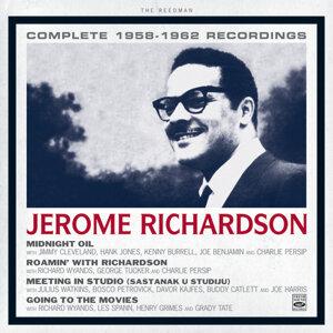 Jerome Richardson. Complete 1958-1962 Recordings. Midnight Oil / Roamin' with Richardson / Meeting in Studio (Sastanak U Studiju) / Going to the Movies