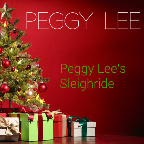 Peggy Lee's Sleighride