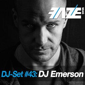 Faze DJ Set #43: DJ Emerson