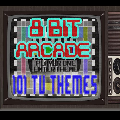 Knight Rider - 8-Bit Game Version-8-Bit Arcade-KKBOX