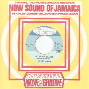 Rescue Jah Children / Instrumental Dub Version