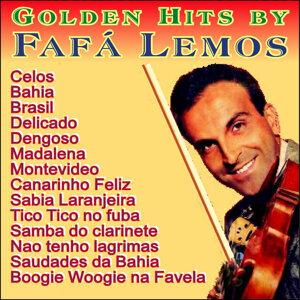 Golden Hits by Fafá Lemos