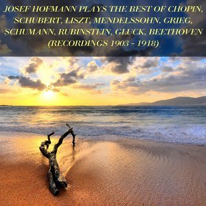 Josef Hofmann Plays the Best of Chopin, Schubert, Liszt, Mendelssohn, Grieg, Schumann, Rubinstein, Gluck, Beethoven