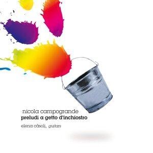 Nicola Campogrande: Preludi a getto d'inchiostro