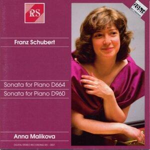 Schubert: Piano Sonatas In A Major, D664 / B-Flat Major, D960