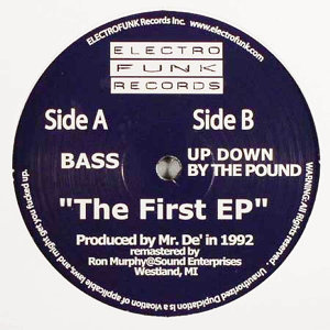 The First E.P