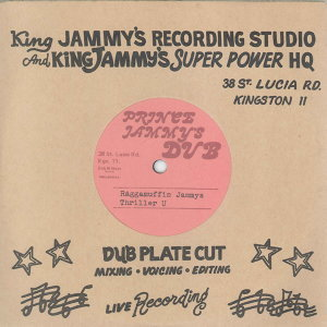 Raggamuffin Jammys / A One Sound