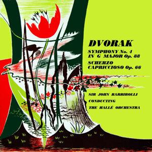 Dvorak Symphony No 4