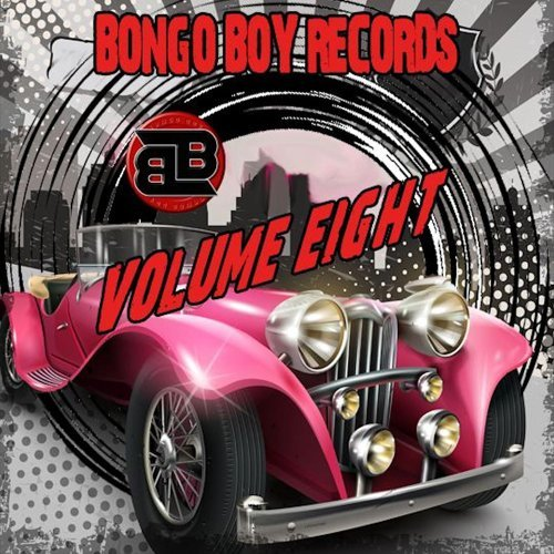 Bongo Boy Records Compilations Volume Eight