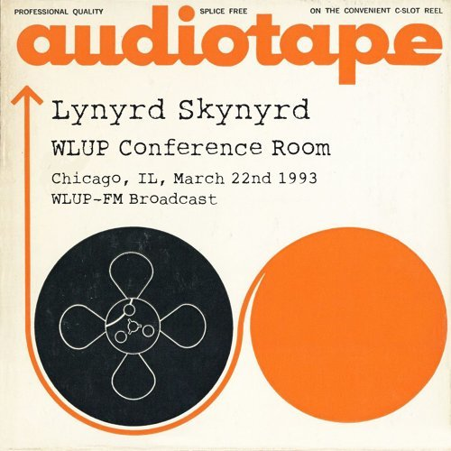 WLUP Conference Room, Chicago, IL, March 22nd 1993 WLUP-FM Broadcast (Remastered)