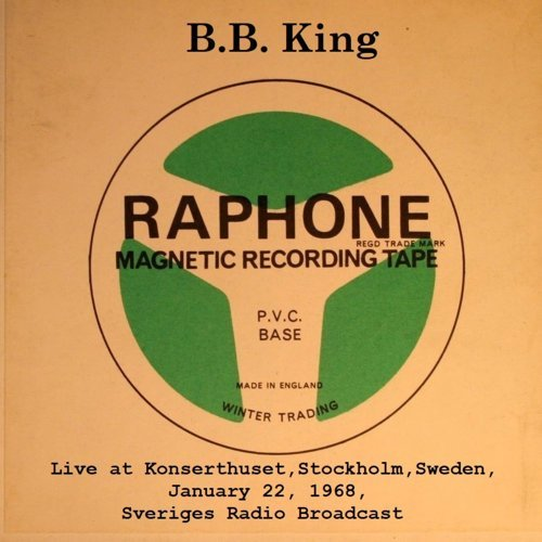 Live At Konserthuset, Stockholm, Sweden, Jan 22nd 1968, Sveriges Radio Broadcast (Remastered)