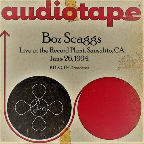 Live at the Record Plant, Sausalito. CA. June 26th 1994,  KFOG-FM Broadcast