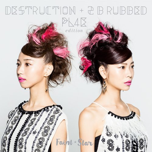 DESTRUCTION + 2 B rubbed PL4E edition