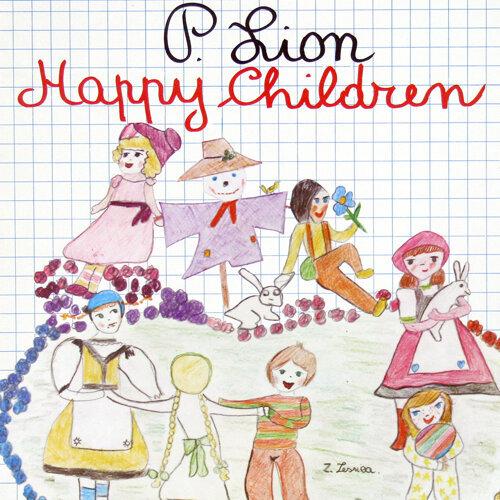 p lion happy children instrumental アルバム kkbox