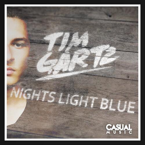 Nights Light Blue