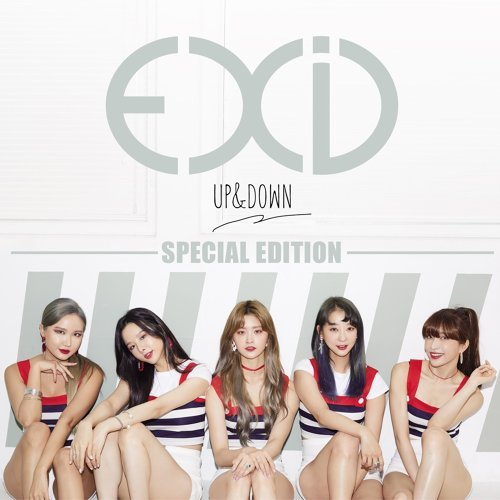 UP&DOWN [JAPANESE VERSION] SPECIAL EDITION