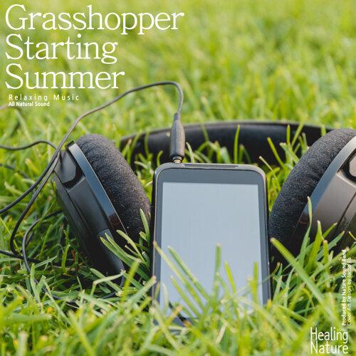 Nature Sound Band - Grasshopper Starting Summer (Relaxation
