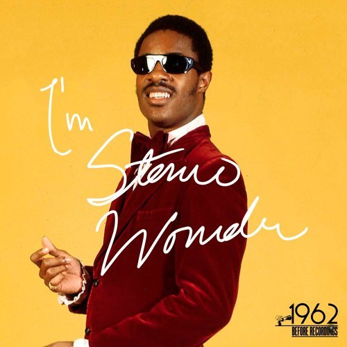 I'm Stevie Wonder