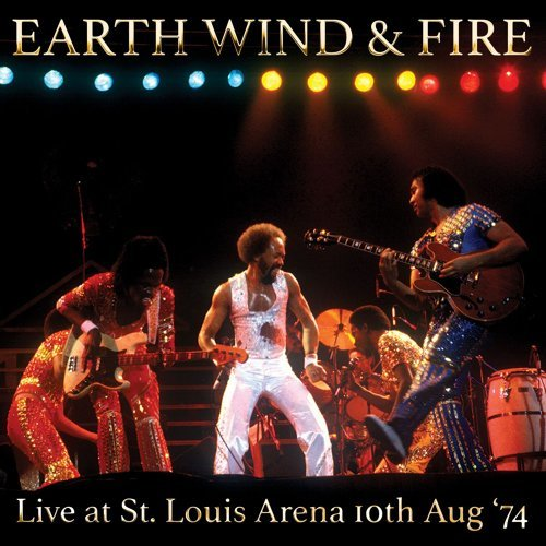 Live At St. Louis Arena, 10Th Aug 74 (Remastered)