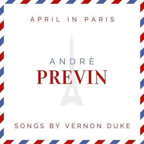 April in Paris (Songs by Vernon Duke)