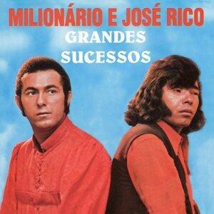 Grandes Sucessos De Milionario e Jose Rico