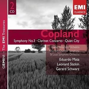 Copland: Orchestral and Vocal Works