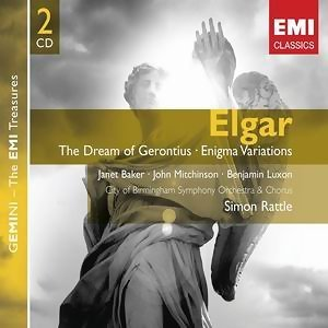 Elgar - The Dream of Gerontius/Enigma Variations