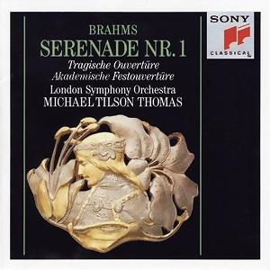 Brahms: Serenade No. 1 in D Major; Tragic Overture, Academic Festival Orchestra