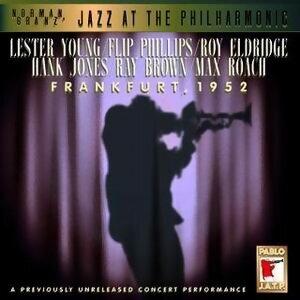 Jazz At The Philharmonic, Frankfurt 1952