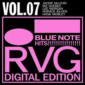 Blue Note Hits! - (Rudy Van Gelder Digital Edition) Vol. 7