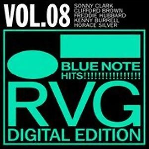 Blue Note Hits! - (Rudy Van Gelder Digital Edition) Vol. 8