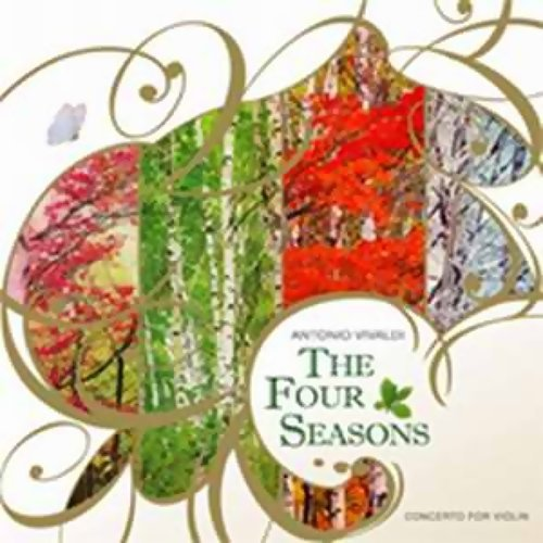 Vivaldi:The Four Seasons(韋瓦第:四季小提琴協奏曲) 專輯封面