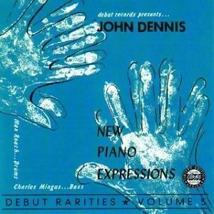 New Piano Expressions-Debut Rarities, Vol. 5