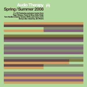 Audio Therapy - Spring Summer 2008(2008春夏電菁選-雙碟特別盤)