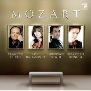 Mozart/Britten/Dohnanyi