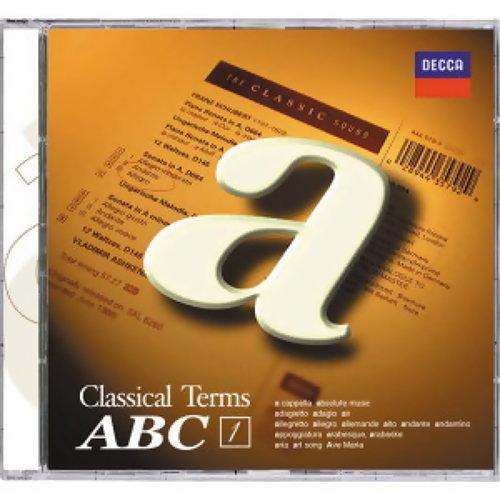 Classical Terms ABC (福茂古典音樂字典ABC) - CD1
