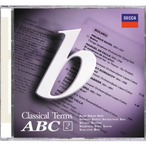 Classical Terms ABC (福茂古典音樂字典ABC) - CD2