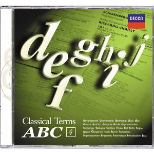 Classical Terms ABC (福茂古典音樂字典ABC) - CD4